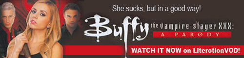 Buffy The Vampire Slayer XXX